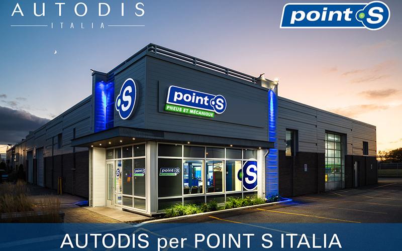 Points S: al via l'accordo con Autodis Italia