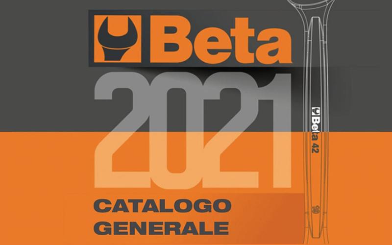Beta Utensili: disponibile il nuovo catalogo.