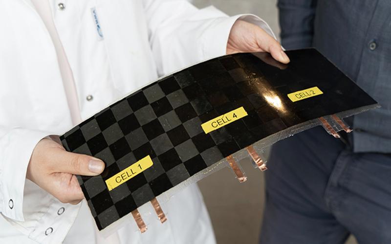 Batterie auto elettriche senza messa: Il prototipo arriva dalla Svezia