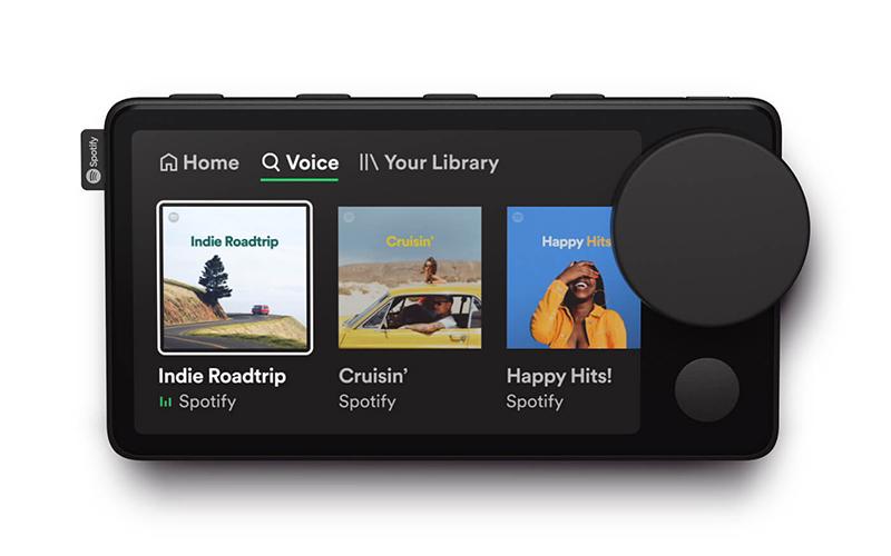 Car Thing: il dispositivo di Spotify è ufficiale
